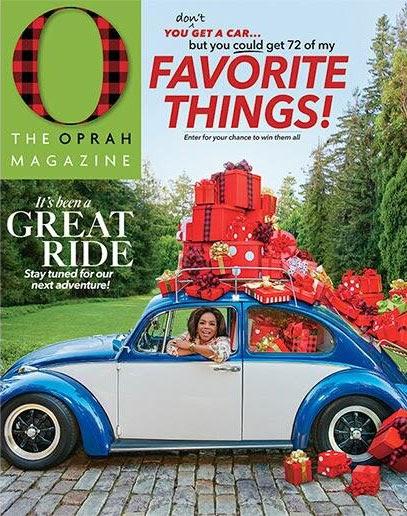 Oprah's Favorite Things