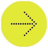 Yellow arrow