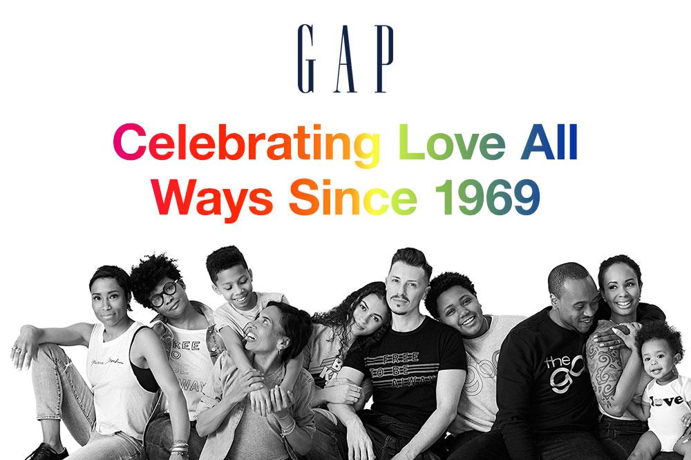 GAP Pride ad