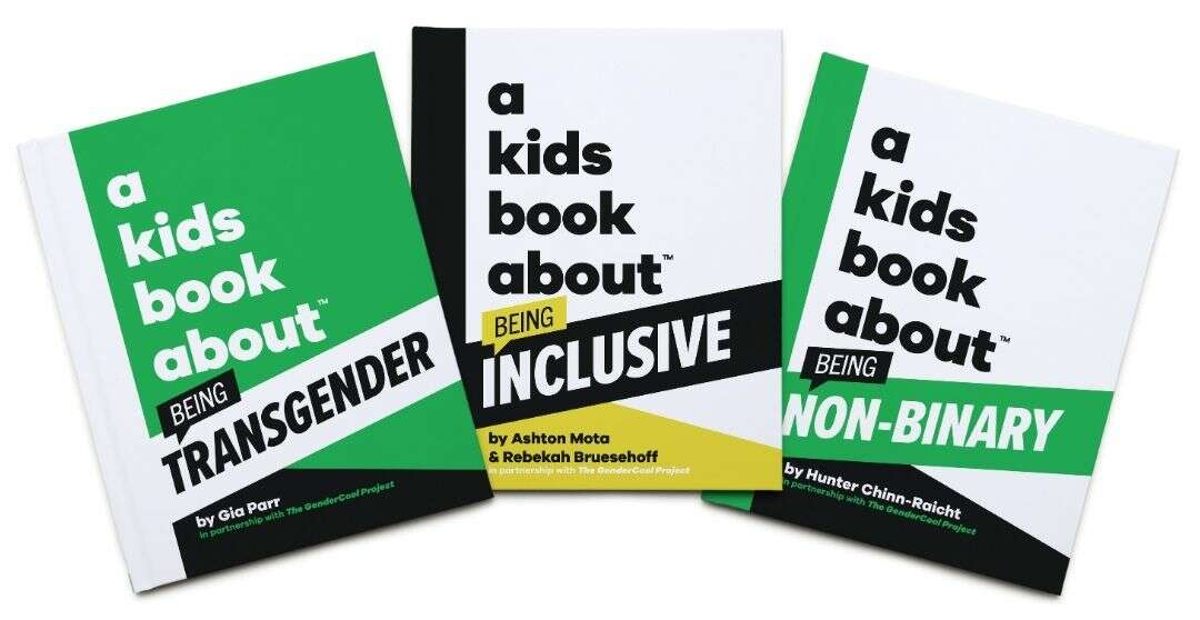 A Kids Book About Being GenderCool Bundle