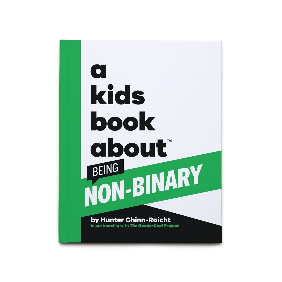 A Kids Book About Being Non-Binary